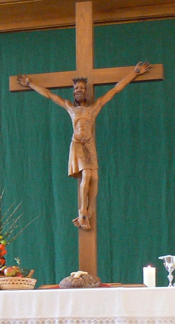 Foto Kirche Kreuz