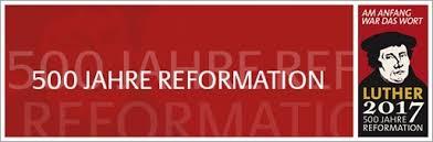 500 Jahre Reformation Logo